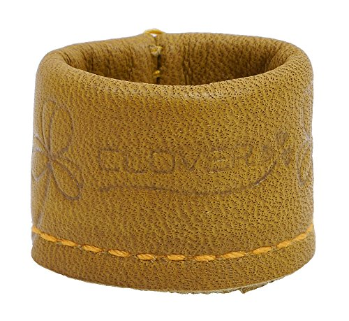 Clover leather thimble L