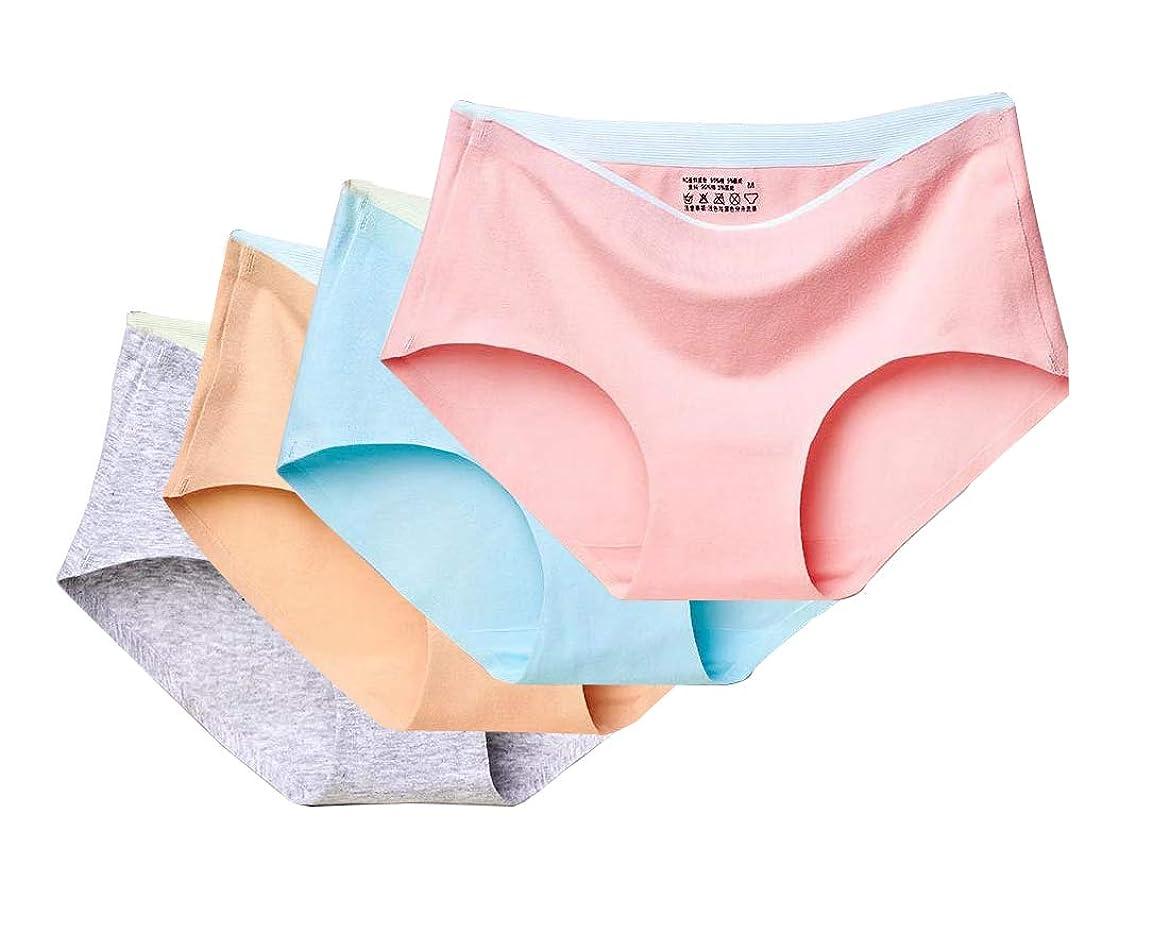 合理化繊維方法ANGLES 純綿 ローウェスト 高通気性 伸縮性 レディースショーツ パンツ 女性美形ショーツ抗菌 快適 ショーツ福袋