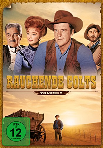 Rauchende Colts - Volume 7 [6 DVDs]