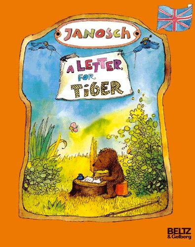 A Letter for Tiger: Englische Ausgabe (MINIMAX)