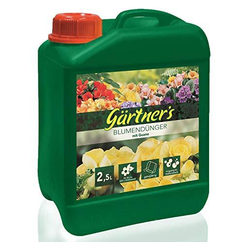 Gärtner's Guanodünger 2,5 Liter