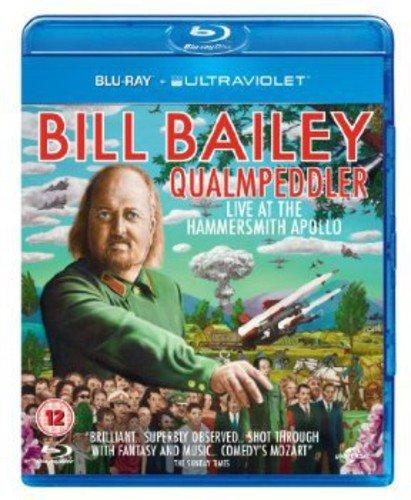 Bill Bailey-Qualmpeddler [Blu-ray]