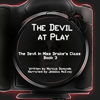 The Devil at Play audiobook cover art