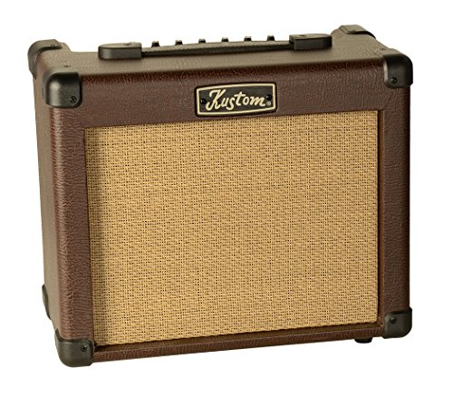 Kustom sienna16Verstärker für Akustikgitarre/Vorverstärker 16W RMS