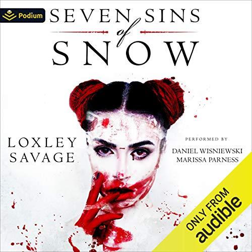 Couverture de Seven Sins of Snow