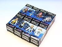 ワンピース ワールドコレクタブルフィギュア FILM Z 4 バンプレ(全8種フルコンプセット+ポスターおまけ)