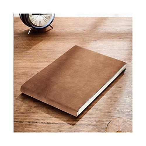 oficina cuaderno Principiante SKETCHBOOK-Adecuado for pintores profesionales y aficionados, En blanco libro del bosquejo del cojín, bloc de notas y máquina, Arte marcador (Tapa blanda)) diario regalo