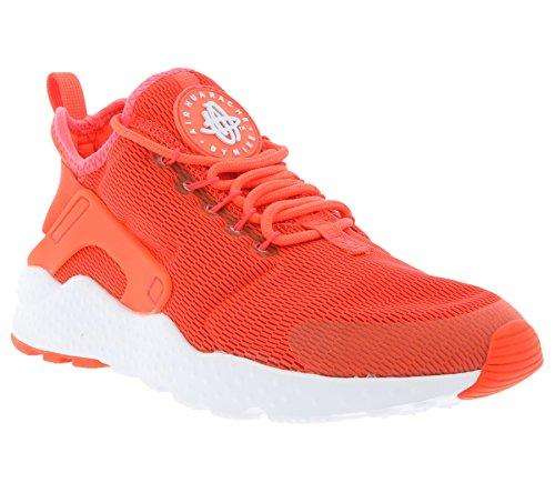 Nike Damen W Air Huarache Run Ultra Turnschuhe, Rojo (Bright Crimson/White), 38 EU
