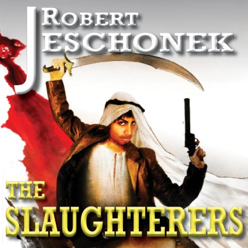 The Slaughterers audiobook cover art
