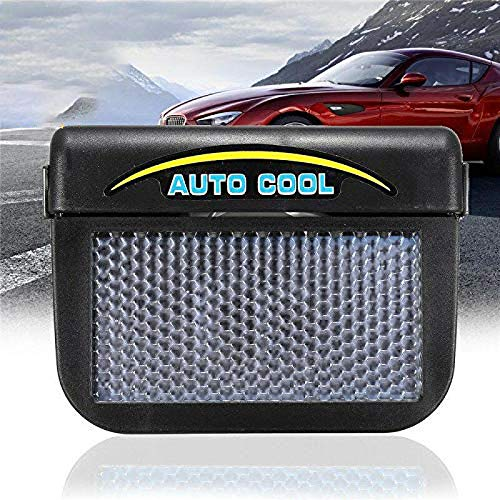 YIDAINLINE Sonnenenergie-getriebene Ventilator für das Auto