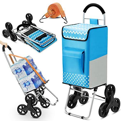 Shopping Cart, 220 lbs Heavy...