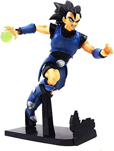 WOAINI Dragon Ball Super Saiyan Dragon Ball Guerrier Super Her Wars Guerres Vegeta Figurine Action Jouet FigurinesAction Figure Art Cadeau Modèle voitureactère Jouet