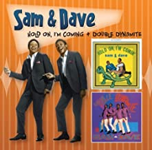 Hold on / Double Dynamite Import Edition by Sam & Dave (2012) Audio CD