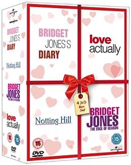 Bridget Jones's Diary / Notting Hill / Bridget Jones: The Edge Of Reason / Love Actually