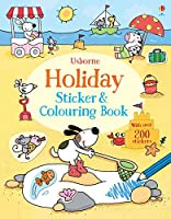 Holiday Sticker and Colouring Book (Sticker and Colouring Books)