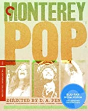 Monterey Pop (The Criterion Collection) [Blu-ray] (Single Disc) by Criterion