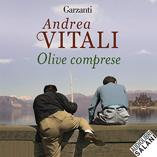 Olive comprese copertina