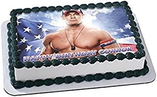 Groovy Amazon Com John Cena 20 To 30 Grocery Gourmet Food Personalised Birthday Cards Beptaeletsinfo
