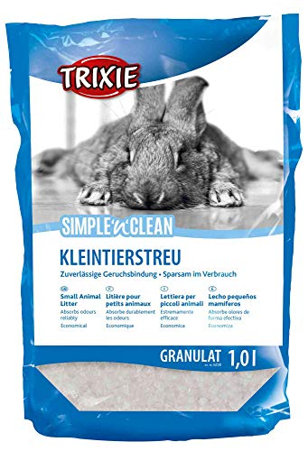 Trixie Simple-n-Clean Silikat-Kleintierstreu , 1 Liter
