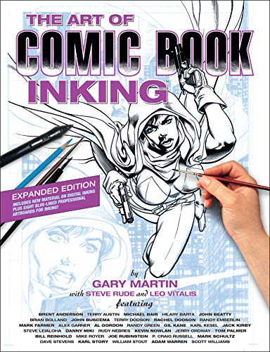 The Art of Comic Book Inking (Th...