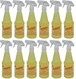 (12-Pack) LA's Totally Awesome All Purpose Concentrated Cleaner Degreaser Spot Remover, 20-oz Spray