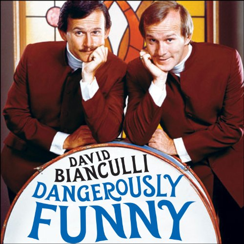 Dangerously Funny cover art