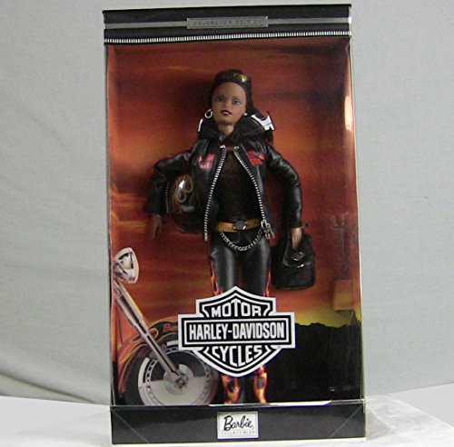 Barbie Harley Davidson 5 African American Edition