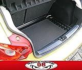 Bac de coffre–Protection Coffre sur mesure avec Base antidérapante 10051140