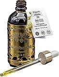 R&M Jojobaöl - 100% Bio Jojoba Oil Kaltgepresst Für Gesicht