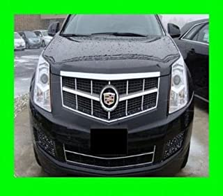 312 Motoring fits 2010-2012 CADILLAC SRX CHROME GRILL GRILLE KIT 2011 10 11 12 PREMIUM LUXURY ULTIMATE