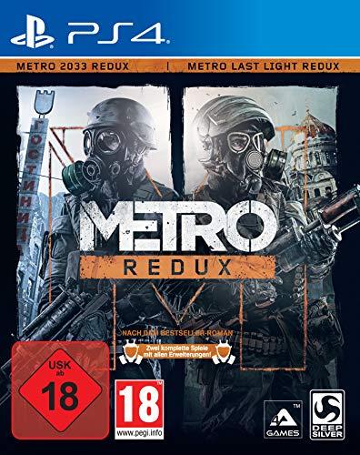 Metro: Redux [Neuauflage] - PlayStation 4 [Importación alemana]
