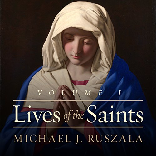 Lives of the Saints audiobook cover art
