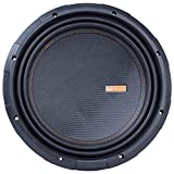 Memphis Audio MOJO1212 MOJO 7 Series 12' Component subwoofer with Selectable 1- or 2-ohm impedance