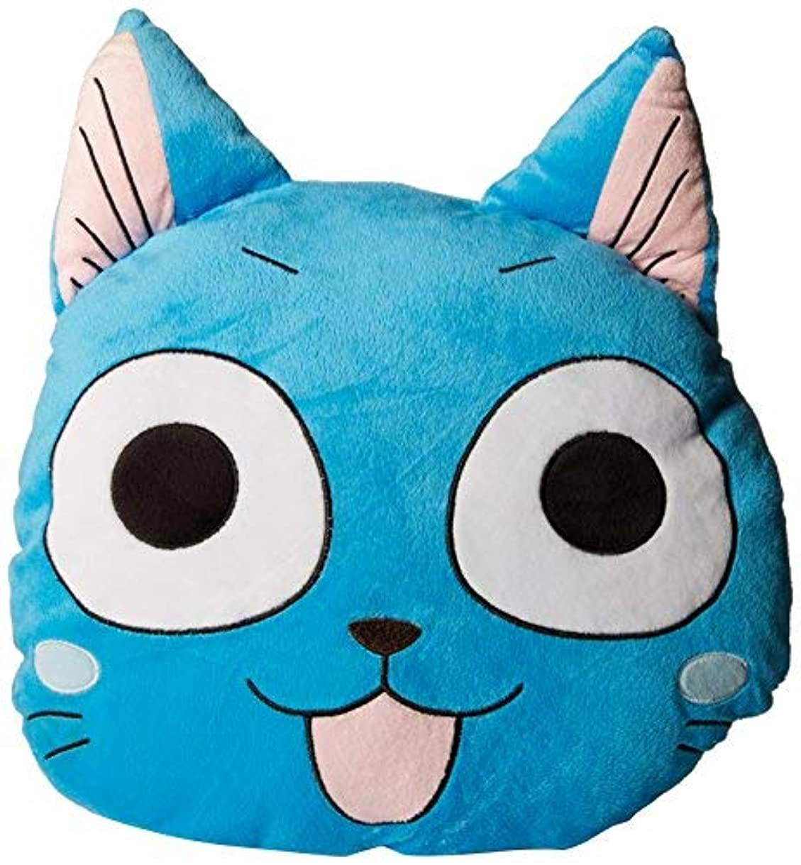 今後見物人通行料金GE Animation 45757 Fairy Tail Multi-Functional Happy Head Pillow & Blanket Set [並行輸入品]