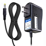 T POWER AC Adapter Charger Compatible for Sony Portable Dvd Player AC-FX150 DVP-FX720 DVP-FX730 DVP-FX810 DVP-FX820 DVP-FX970 DVP-FX930 DVP-FX950 DVP-FX955 Power Supply