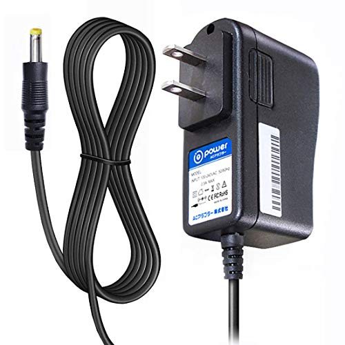 T-Power 6.6ft Cable Ac Dc Adapter Compatible with Logitech 960-000866 BCC950 Conference Cam Video Conferencing Camera Charger Power Supply