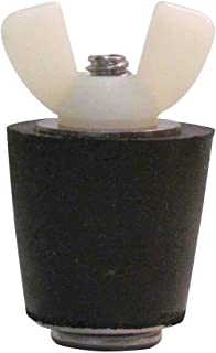 Rubber Plug for 3/4 and 1 Inch Pipe