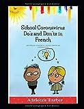 School Coronavirus Do's and Don'ts in French: Les règles à