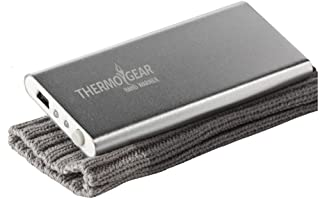 THERMO GEAR Slim Rechargeable Hand Warmer