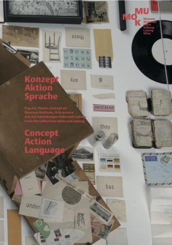 Concept Action Language: Pop Art, Fluxus and Concept Art from the Collections Hahn and Ludwig