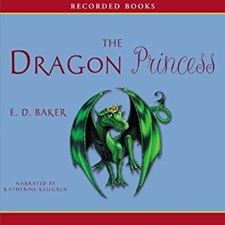 Dragon Princess audiobook cover art