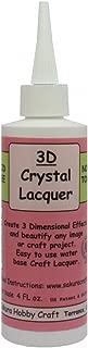 Sakura Hobby Craft Kit de Relleno de Barniz para Cristal para Principiantes con Efecto 3D (113,4 g), Transparente