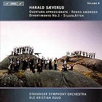 Overtura Appassionata; Diverti by HARALD SAEVERUD (2006-08-29)