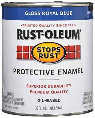 RUST-OLEUM Stops Rust Brush-On Protective Enamel Paint