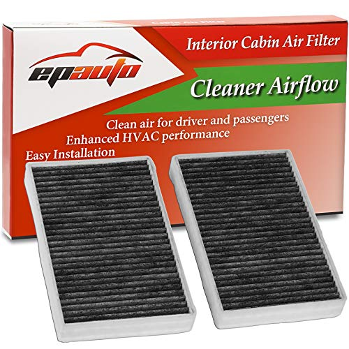 EPAuto CP791 (CF8791A) replacement for Cadillac/Chevrolet/GMC Cabin Air Filter