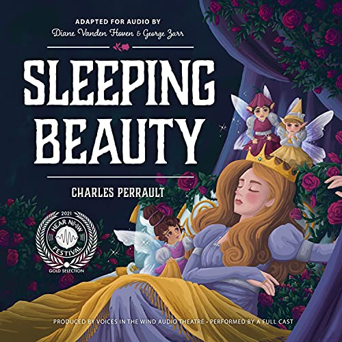 Sleeping Beauty (Dramatized) cover art