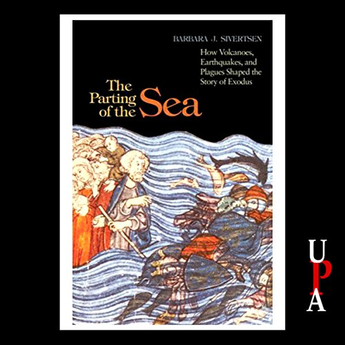 The Parting of the Sea audiobook cover art