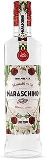 Schladerer Maraschino Likör, einzigartige Kombination aus Maraska Kirschen und Schwarzwälder Sauerkirschen, feingliedrig und intensiv fruchtig 1 x 0.5 l