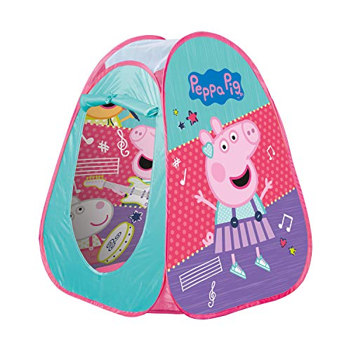 John Tienda Pop UP Peppa Pig, Multicolor (72844)