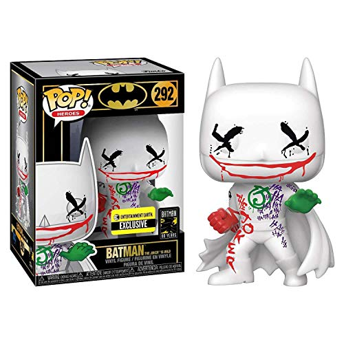 Funko Pop! DC Batman Jokers Wild Batman Vinyl Figure - Entertainment Earth Exclusive